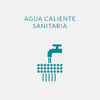 Agua Caliente Sanitaria