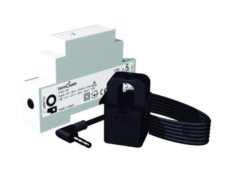 Medidor consumo eléctrico